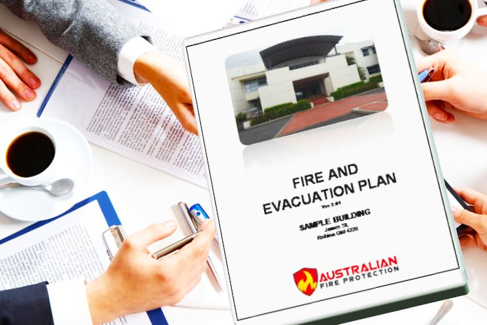 Evacuation Diagrams Gold Coast